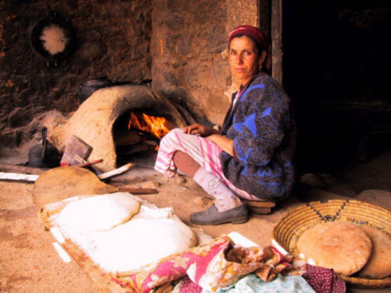 Marruecos mujeres